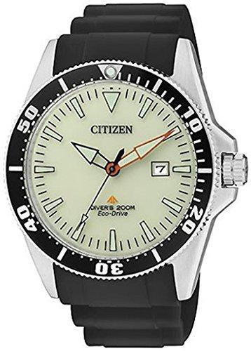 Citizen promaster diver's bn0120-02w - orologio da polso uomo