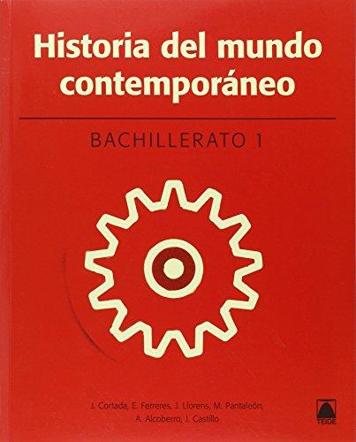 Historia del mundo contemporáneo 1. Bachillerato - 9788430753444