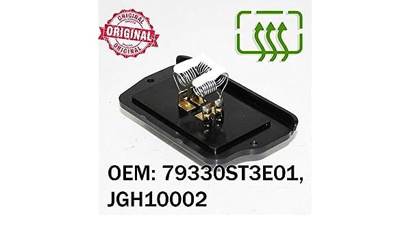 4 Pin Heater Resistor Motor Fan Blower Control OEM 79330ST3E01 JGH10002