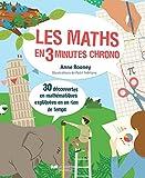 Les Maths en 3 Minutes Chrono