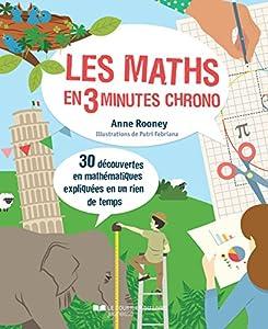 """Afficher """"Les maths en 3 minutes chrono"""""""