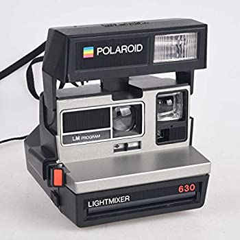 Polaroid - 630 Lightmixer Silver