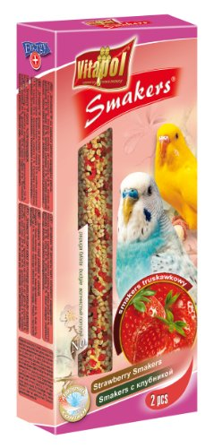 ZVP-2110 Strawberry SMAKERS for Budgie -