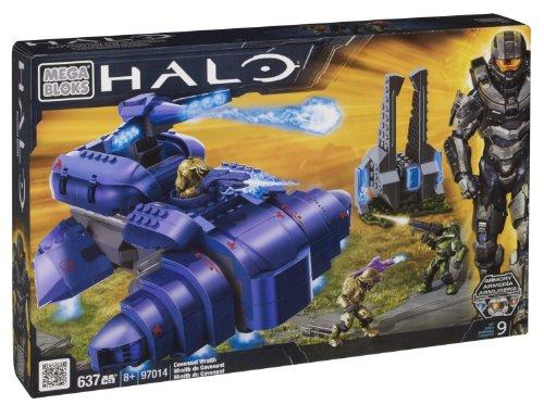 Mega Bloks 97014 - Halo Covenant Wraith