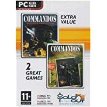 Commandos: Behind Enemy Lines and Beyond The Call of Duty - Double Pack (PC) by Sold Out Software