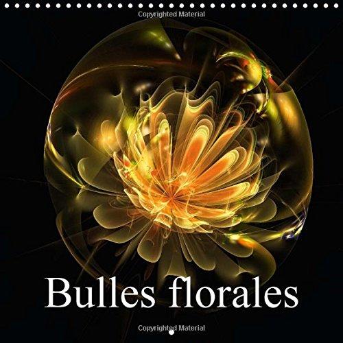 Bulles florales : Magie du calcul fractal