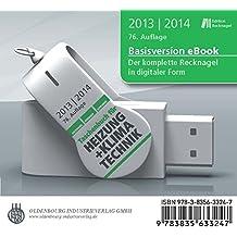 Taschenbuch für Heizung + Klimatechnik 13/14: Basisversion eBook