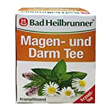 Bain heilbrunner l'estomac et thé intestins N Sac filtre Lot de 8