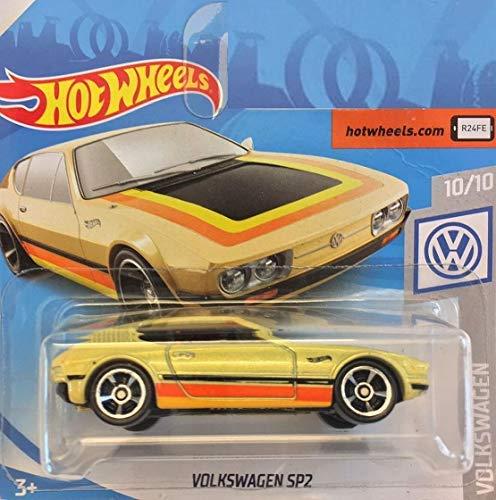 Hot~Wheels Volkswagen SP2 - 1:64 - Farbe: Beige Metallic