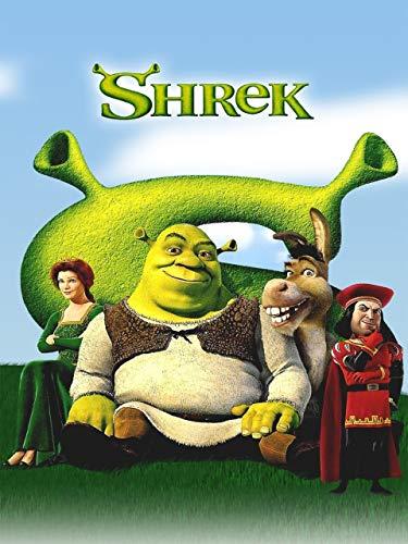 Nicht Disney Prinzessin Filme - Shrek