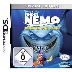 Findet Nemo – Flucht in den Ozean (Special Edition) – [Nintendo DS]