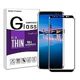 Galaxy S8 Plus Protection d' Écran, Vegbirt Verre Trempé Galaxy S8 Plus, Film de Protection d' Écran en Verre Trempé pour Samsung Galaxy S8 Plus