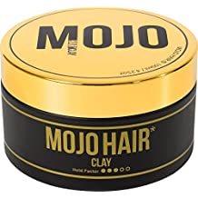 Mojo Hair Clay for Men's Hair 100 ml