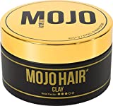 Mojo Hair Clay for Men's Hair 100 ml