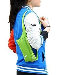 Buyworld Enknight Travel Handy Fanny Pack Waist Belt Zipper Waist Belt Bags Money Phone Wallet Pouch
