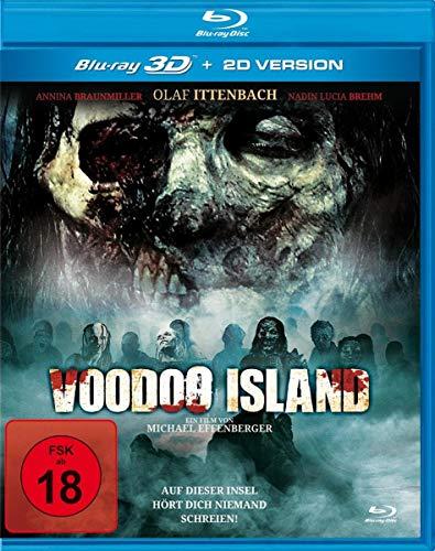 Voodoo Island  (inkl. 2D-Verison) [3D Blu-ray]