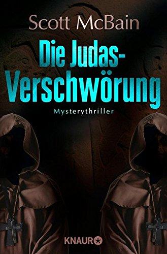 Die Judas-Verschwörung: Mysterythriller