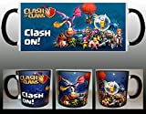 Taza Clash of Clans On!