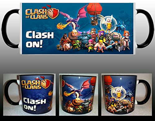 Cup Clash of Clans On!
