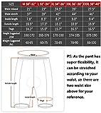 ALLY Fahrradhose radhose radlerhose Kurz mit Quick-Dry-Funktion / 3D COOLMAX Sitzpolster / Reflektoren -