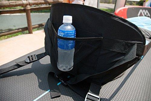 Aqua Marina Sitz mit hoher Rückenlehne für SUP-Boards (Stehpaddel-Bretter) und Kajaks, geeignet für Breeze, Vapor, Perspective, View