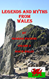 Legends and Myths From Wales - North Wales (English Edition)
