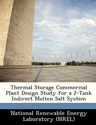 Thermal Storage Commercial Plant Design Study for a 2-Tank Indirect Molten Salt System