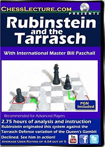 Chess vorträgen Rubinstein und die tarrasch-Volumen 122 (Schach-spieler Dvd Die)