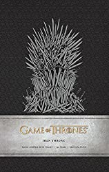 Game of Thrones: Iron Throne Hardcover Ruled Journal (Insights Journals)