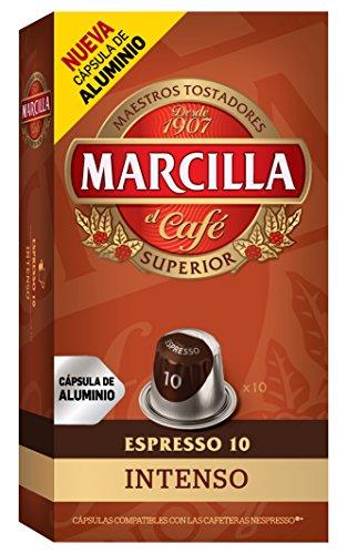 Marcilla Café Espresso Intenso -...