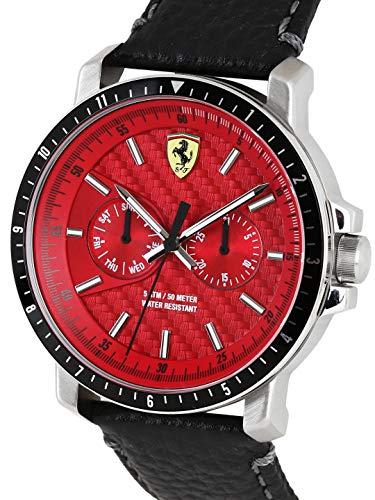Scuderia Ferrari Turbo Quarzuhr silber - 3