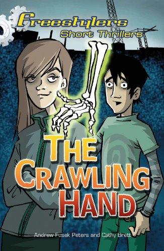 The Crawling Hand (Freestylers: Short Thriller Book 8) (English Edition)