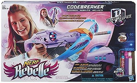 Hasbro Nerf Rebelle B1703EU5 - Codebreaker Crossbow,