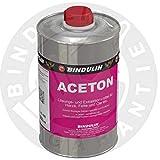 Aceton schnell flüchtiges Reinigungsmittel zum entfetten (500 ml)