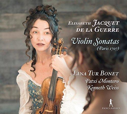 de la Guerre: 6 Violinsonaten (Paris 1707)