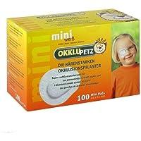 OKKLUPETZ Mini weiß Pflaster 100 St Pflaster preisvergleich bei billige-tabletten.eu