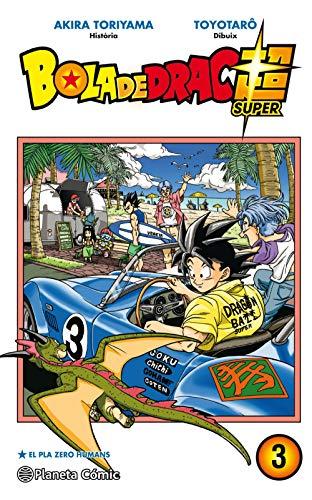 Bola de Drac Super nº 03: L'univers Guanyador!! (Manga Shonen) por Akira Toriyama