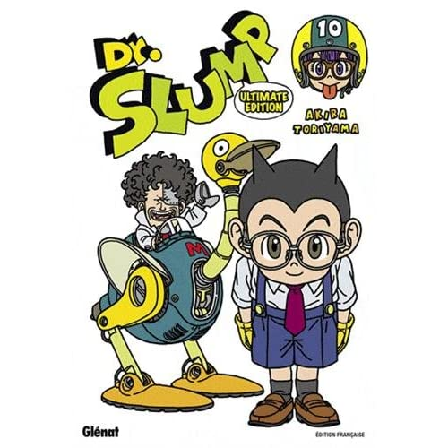Docteur Slump perfect edition - Tome 10