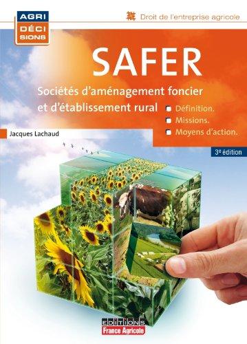 SAFER 3ED par Jacques Lachaud