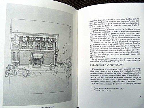 La brique et le projet architectural au XIXe siècle