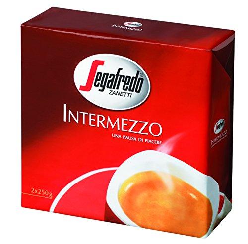 Segafredo Intermezzo - Kaffee gemahlen ( 1 kg )