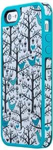 Speck SPK-A1595 FabShell Love Birds Case für Apple iPhone 5 teal