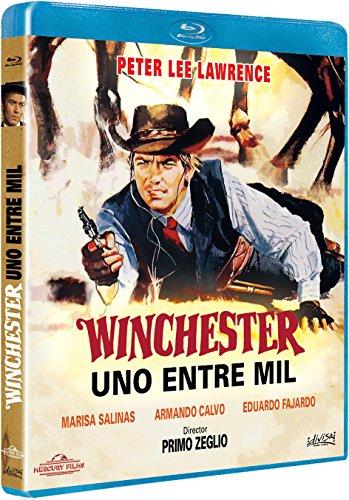 Winchester, Uno entre Mil (Blu-Ray Import) [1968]
