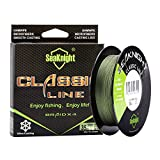 Best Braided Lines - SeaKnight Classic 4 Strands Braided Fishing Line 500 Review