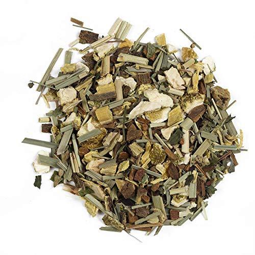 Aromas de Té - Infusión Alquimia Ecológica Orgánica Digestiva Sabor Menta y Regaliz y Canela en Bolsitas, 20 Pirámides