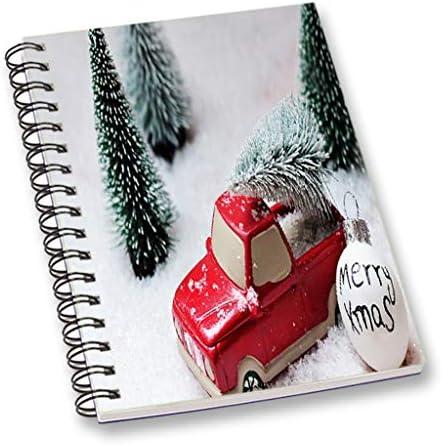 RADANYA Le Cahier/Journal Blancs, Imprimés Par Noël, Contenaient 120 Pages Dirigées Par Un Collège, Une Couverture Laminée Durable B07L1R2LS1 | Une Bonne Réputation Dans Le Monde Entier