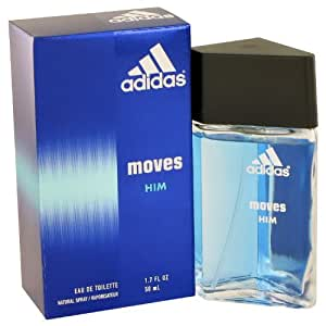 Adidas for Men Deep Energy Anti Perspirant Deodorant Roll On 24H Protection 50ml (1.7 OZ)