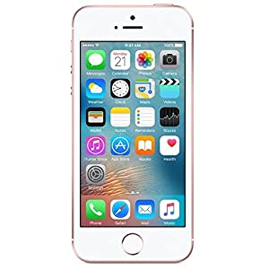 Apple iPhone SE (Rose Gold, 128GB)