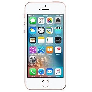 Apple iPhone SE (Rose Gold, 128GB)