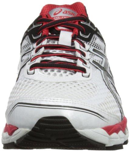 Asics Gel Cumulus 15, Chaussures de Sport Homme Bianco